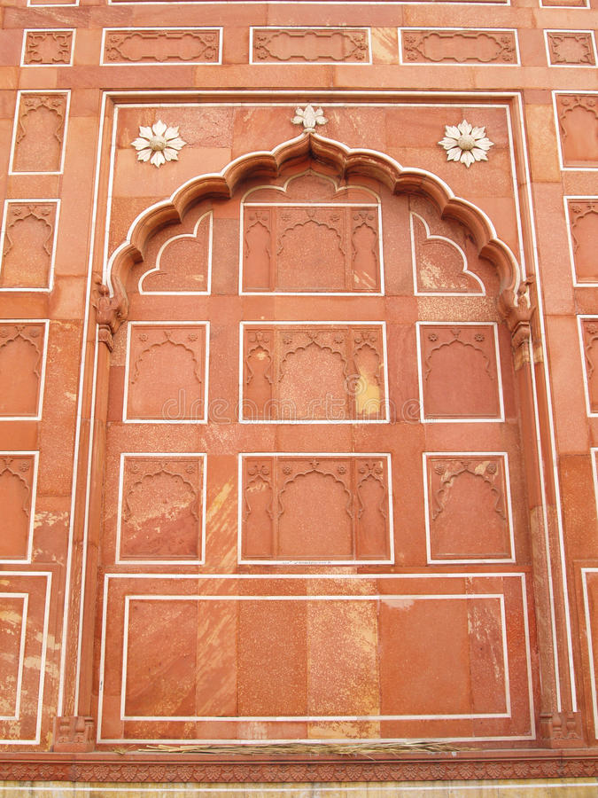 Download Mughal  Architecture stock image. Image of holy, building - 26592249