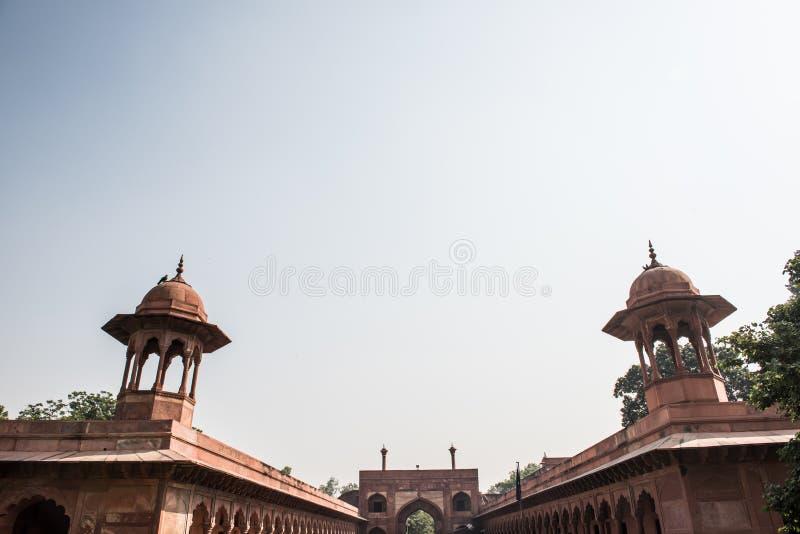 Ansicht Architektur mughal architektur ansicht stockbild bild persisch 66810875