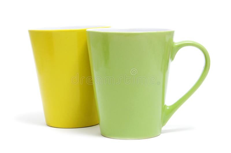 Mugs royalty free stock photography