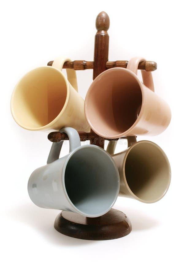 Mugs Stock Image