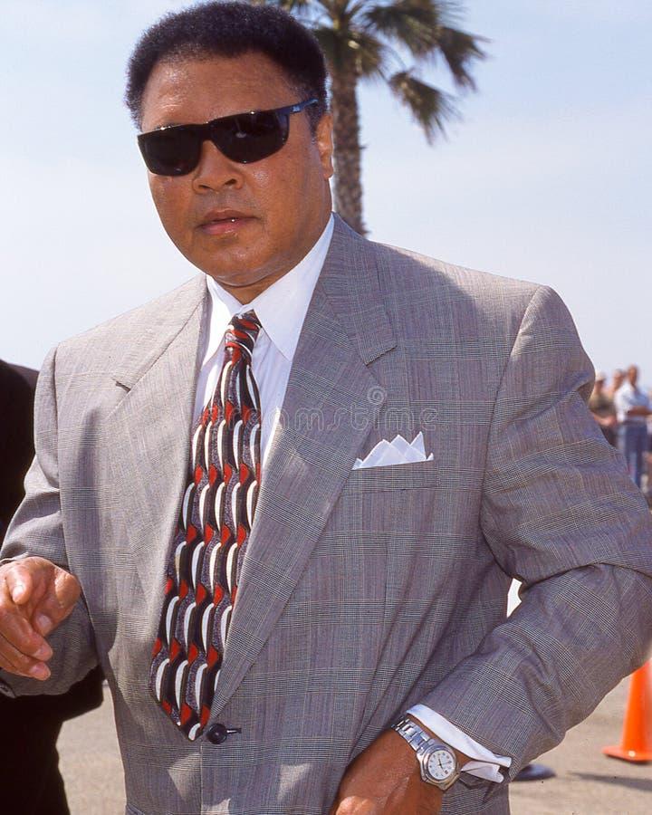 Muhammad Ali fotos de stock royalty free