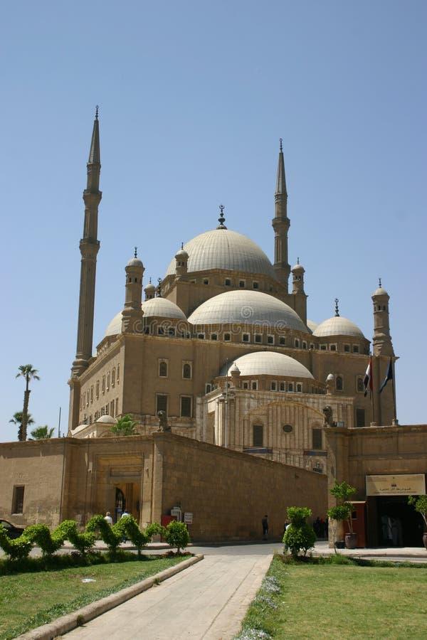 Muhammad Ali Mosque stock afbeelding