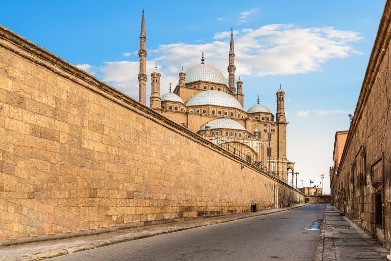 Muhammad Ali Pasha imagens de stock