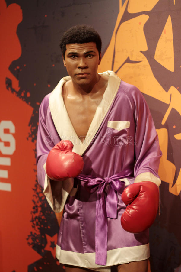 Download Muhammad Ali editorial photography. Image of statue, figure - 36322207