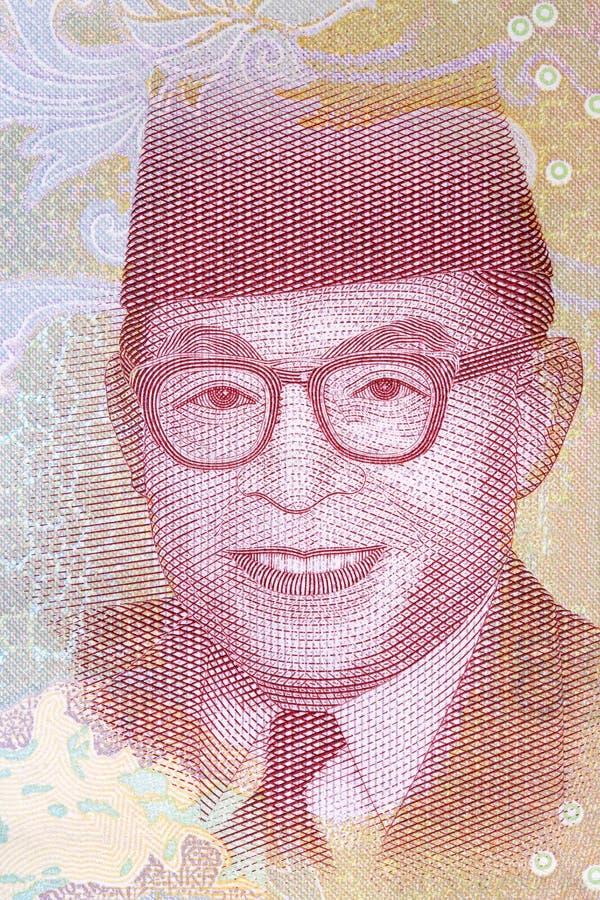Muhammad Hatta-portret