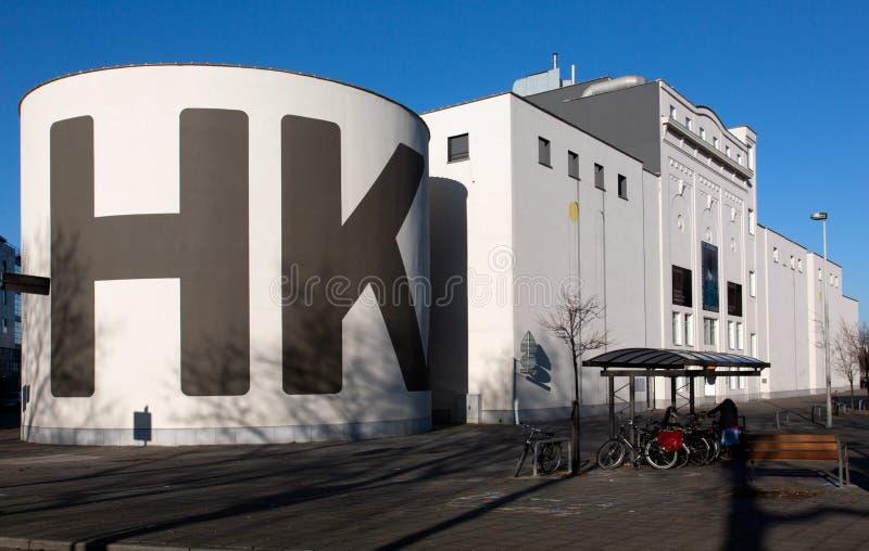 MUHKA muzeum, Antwerp, Belgia. obrazy stock