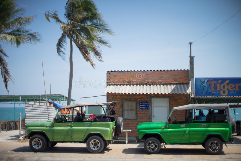 Mui Ne Beach Vietnam royalty-vrije stock fotografie