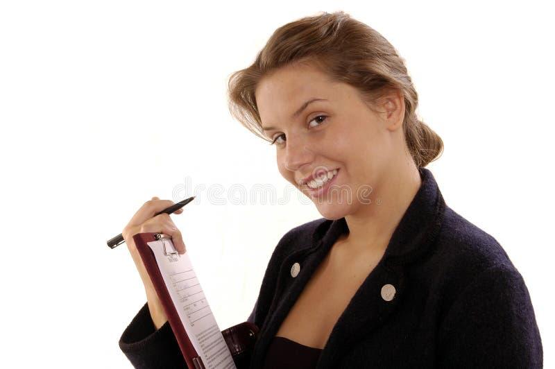 Download Mujer imagen de archivo. Imagen de manos, confianza, businesswoman - 182189