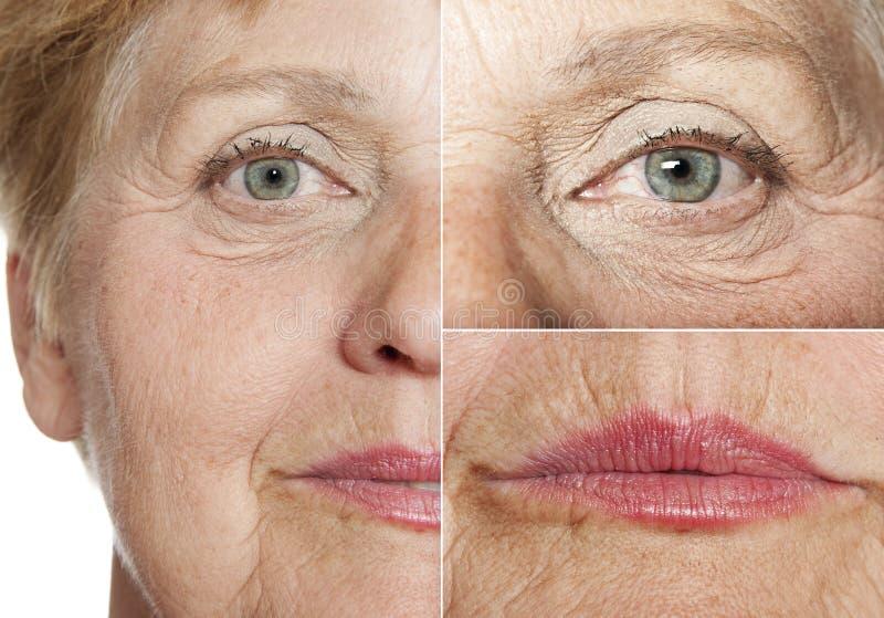 Download Mujer (67 años) imagen de archivo. Imagen de detalle - 42436247