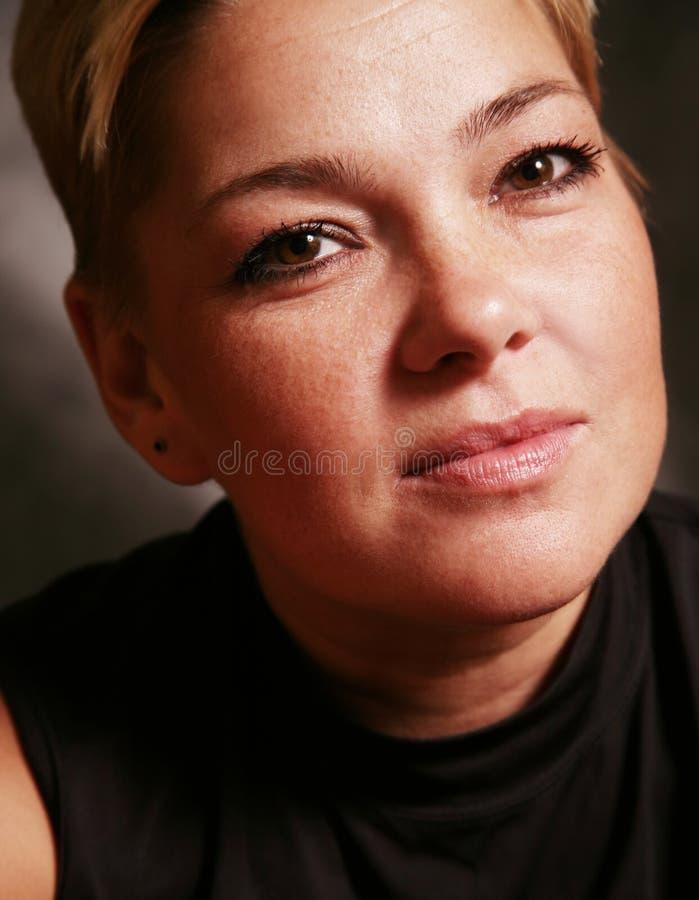 Mujer adulta foto de archivo
