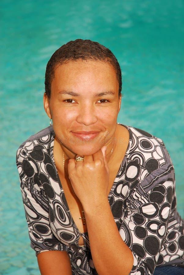 Mujer africana fotos de archivo libres de regalías