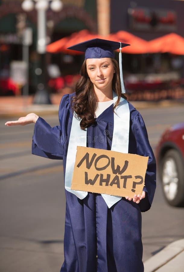 ¿Mujer ahora que sostiene qué? Muestra fotos de archivo