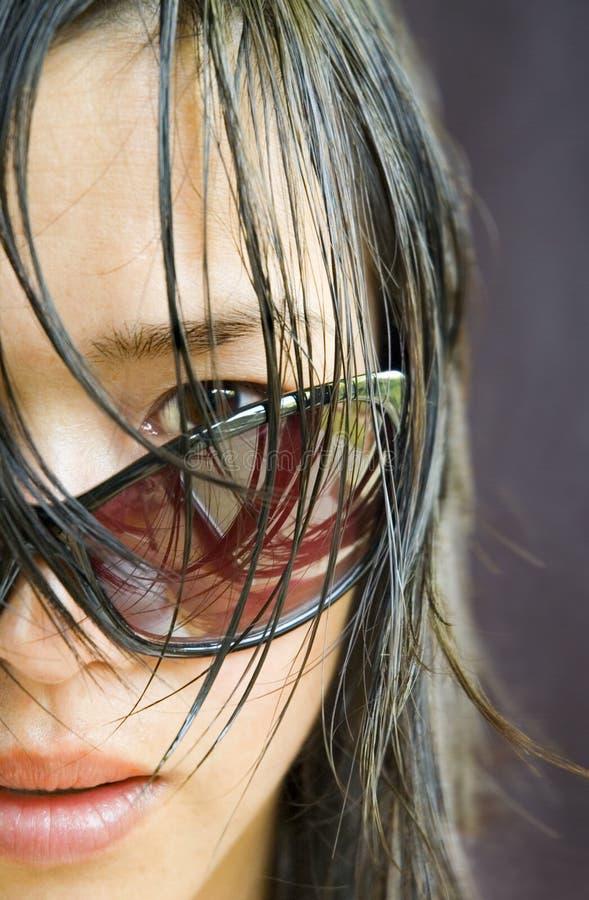 Mujer asiática foto de archivo