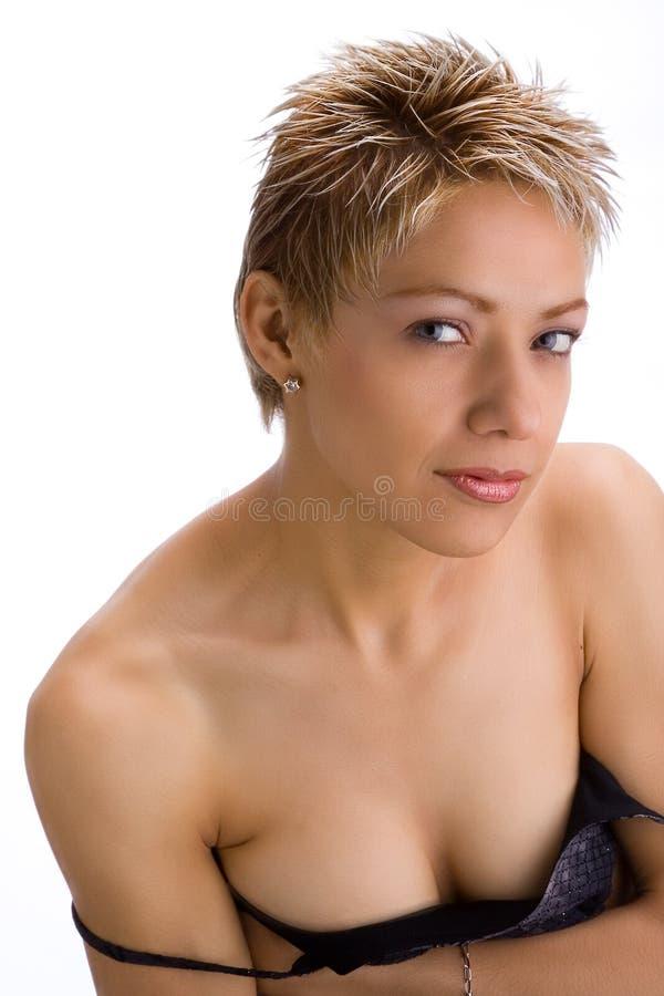 Mujer atractiva 1 imágenes de archivo libres de regalías