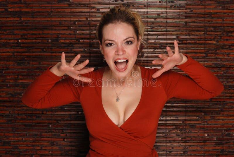Mujer Atractiva Foto De Archivo Gratis