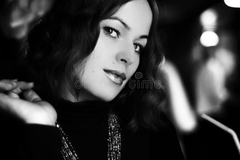Mujer bonita imágenes de archivo libres de regalías