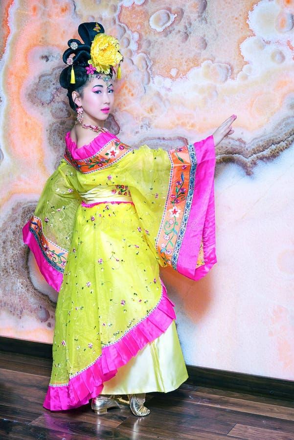 Mujer china fotos de archivo