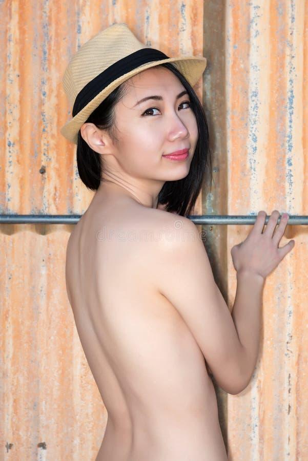 nude black girl hairy