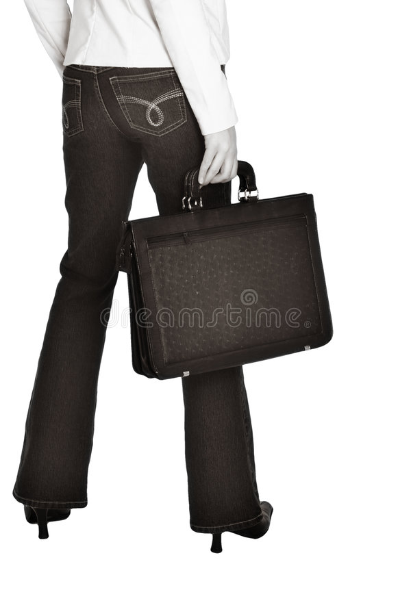 Mujer corporativa 584 imagen de archivo