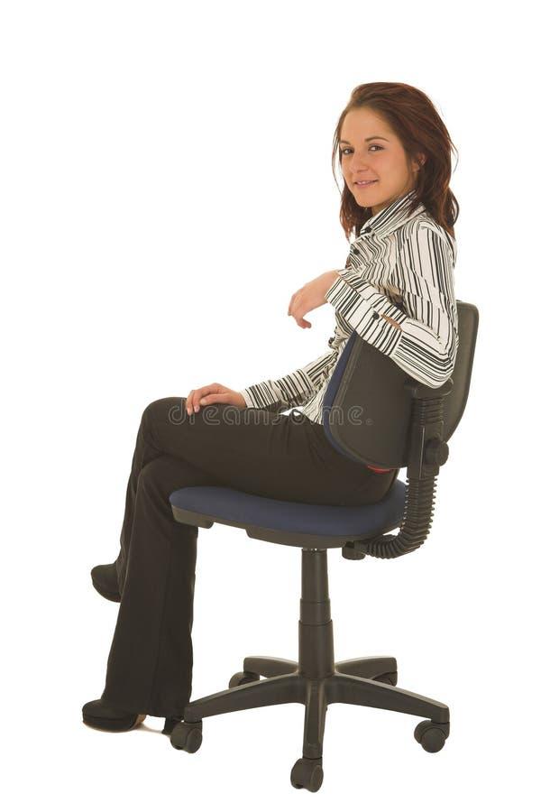 Mujer de negocios foto de archivo libre de regalías
