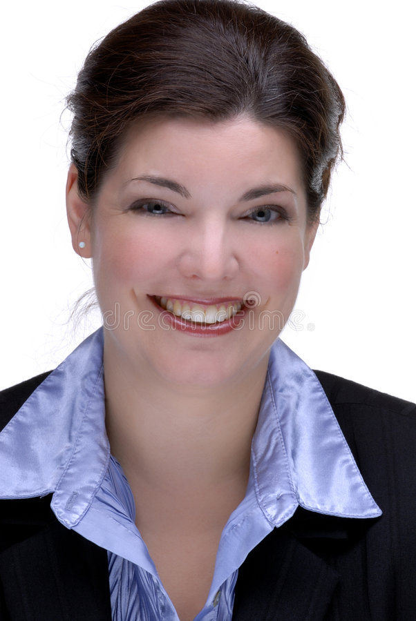 Mujer de negocios 2. imagen de archivo libre de regalías