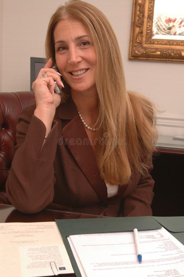 Mujer de negocios 2 fotos de archivo libres de regalías