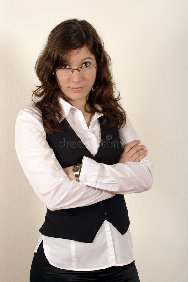 Mujer de negocios 2 imágenes de archivo libres de regalías