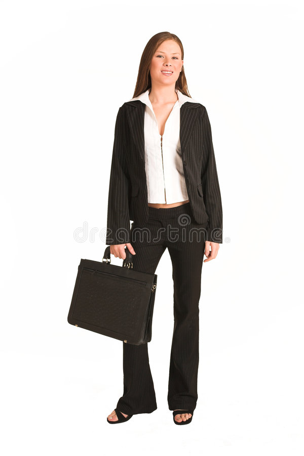 Mujer de negocios #201 (GS) fotos de archivo libres de regalías