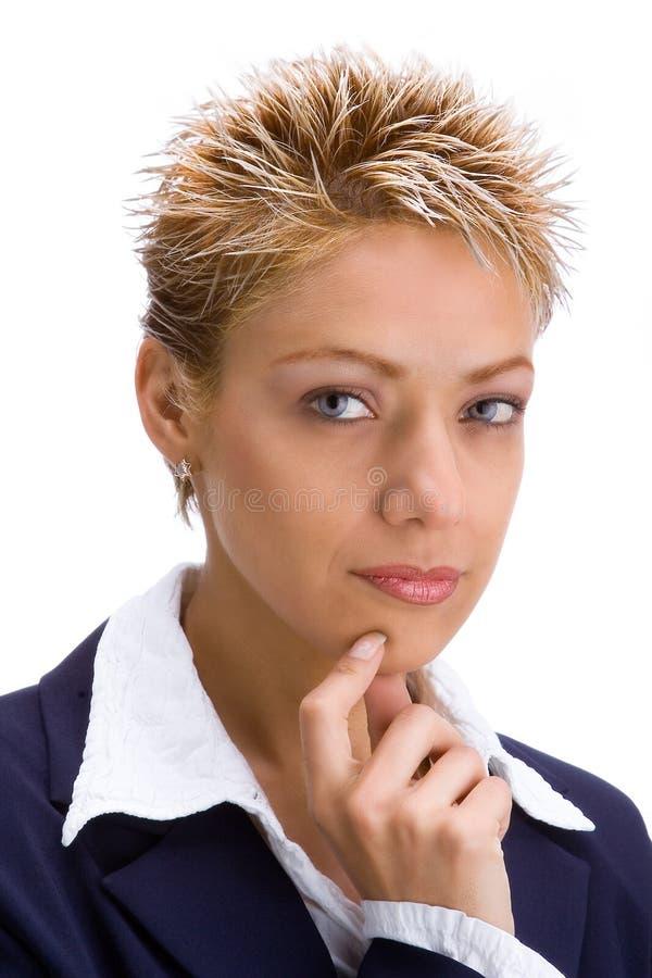 Mujer de negocios 3 foto de archivo libre de regalías