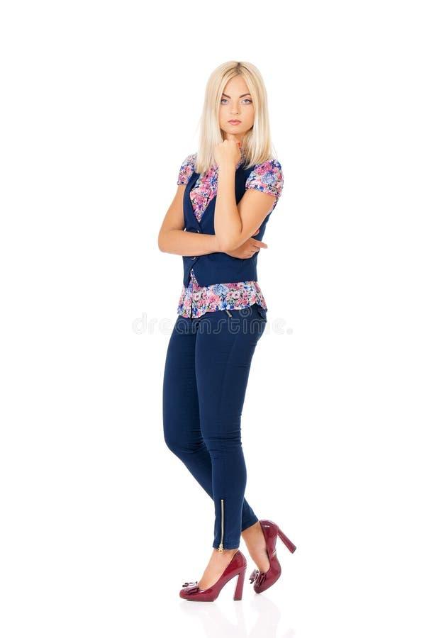 Download Mujer de negocios - 2 imagen de archivo. Imagen de trabajo - 44850347
