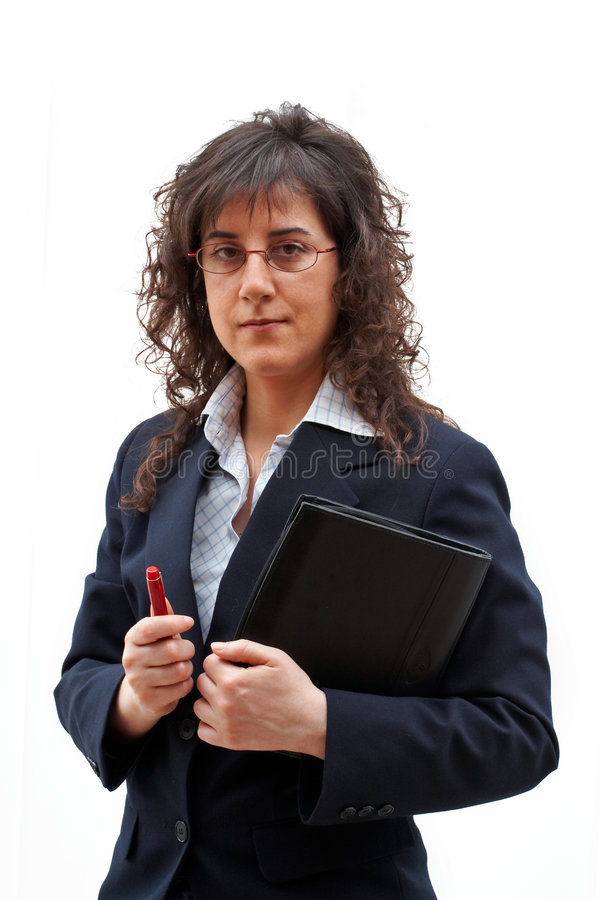 Mujer de negocios imágenes de archivo libres de regalías