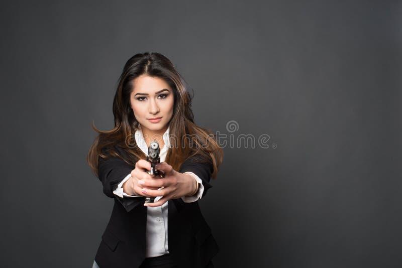 Mujer de negocios - 2 fotos de archivo