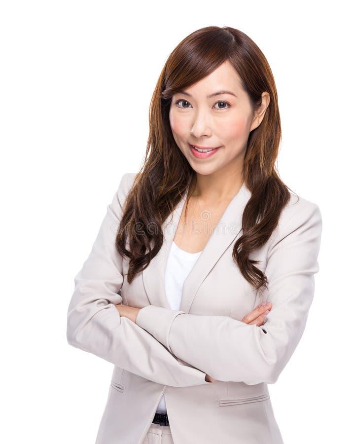 Download Mujer de negocios asiática imagen de archivo. Imagen de pelo - 42442163