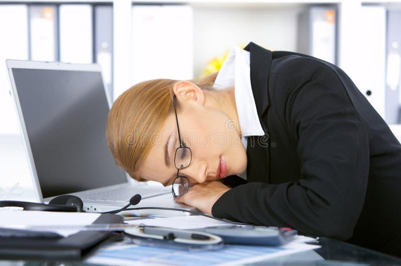 Download Mujer De Negocios En Oficina Foto de archivo - Imagen de oficina, juego: 7278580