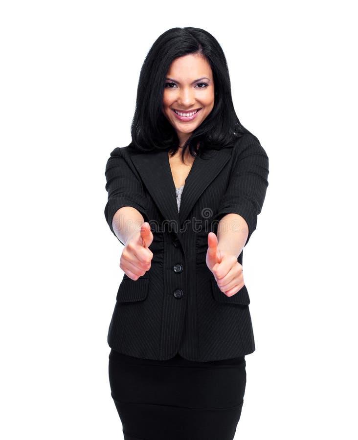 Mujer de negocios joven. imágenes de archivo libres de regalías