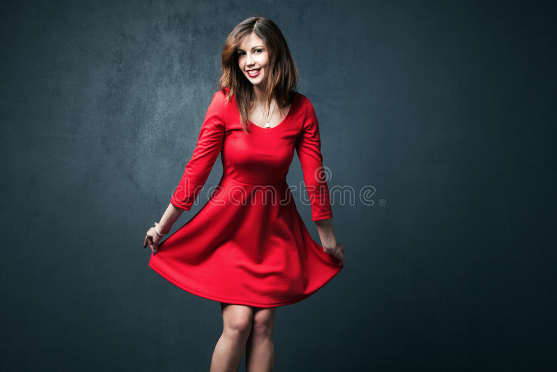 Mujer del baile imagenes de archivo