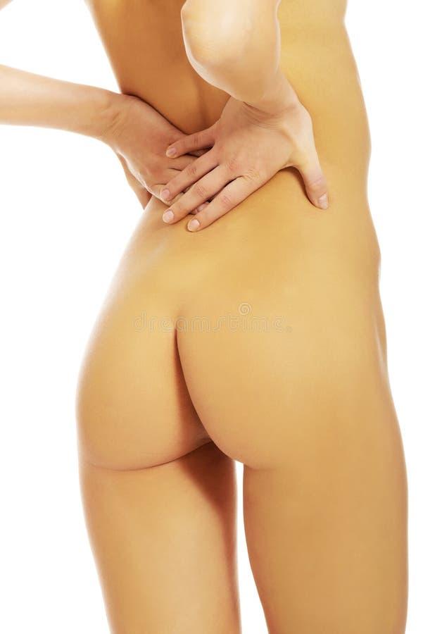 desnuda dolor