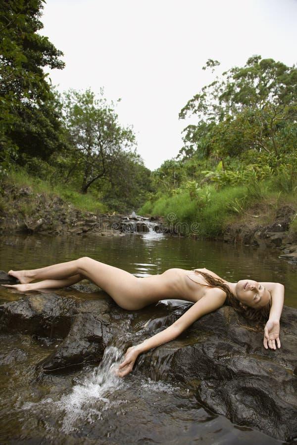 Download Mujer Desnuda En Secuencia. Fotos de archivo - Imagen: 2424753