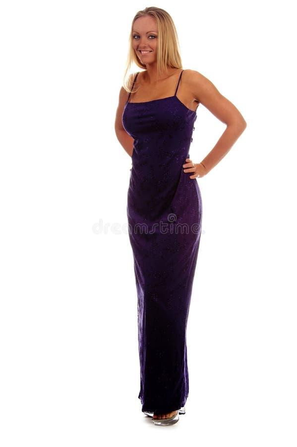 Mujer formal atractiva fotos de archivo