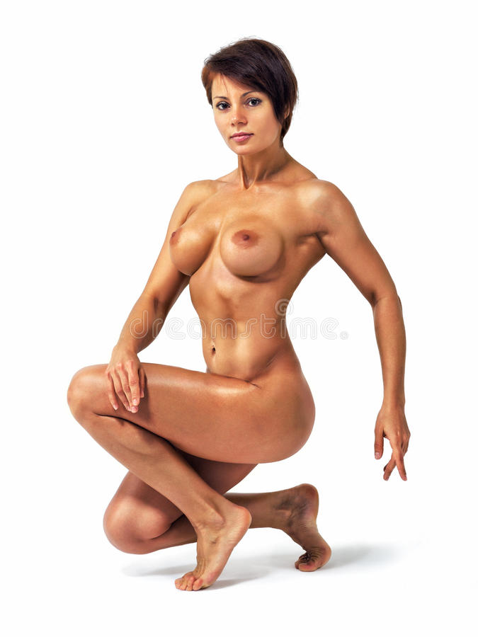 Imagen de adulto de mujer desnuda