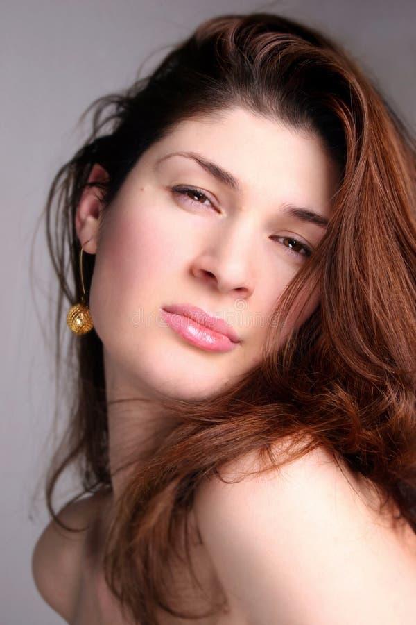 Mujer hermosa 02 imagen de archivo libre de regalías