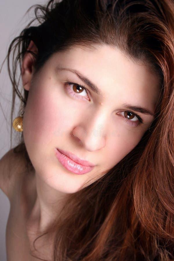 Mujer hermosa 07 imagen de archivo libre de regalías