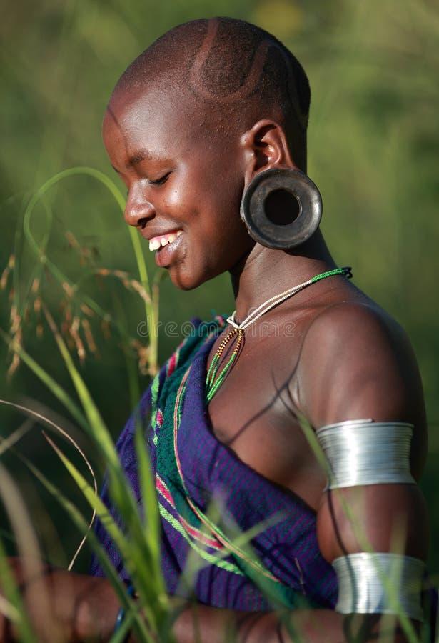 Mujer hermosa de Suri fotos de archivo