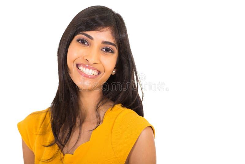 Download Mujer india alegre foto de archivo. Imagen de adulto - 42425312