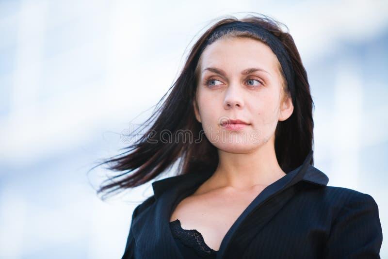 Mujer joven fotos de archivo