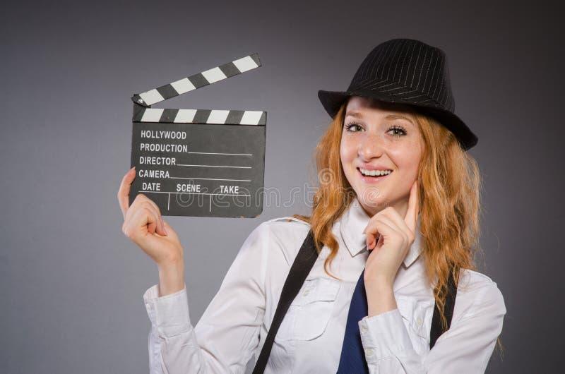 Download Mujer joven 15 foto de archivo. Imagen de chapaleta, acción - 41918332