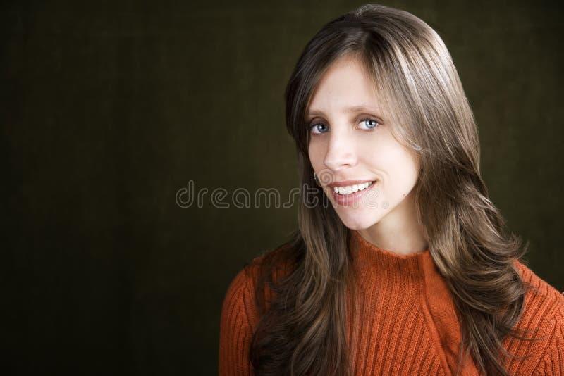 Download Mujer joven de Prett imagen de archivo. Imagen de retrato - 7279541