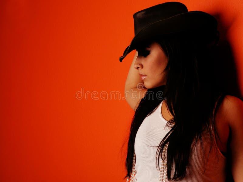 Mujer latina hermosa imágenes de archivo libres de regalías