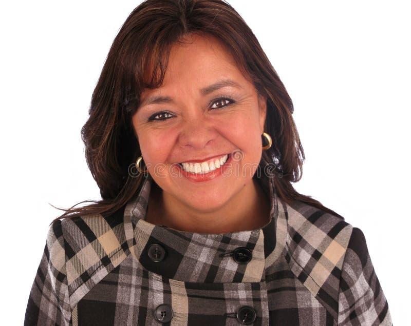 Mujer latina hermosa fotos de archivo