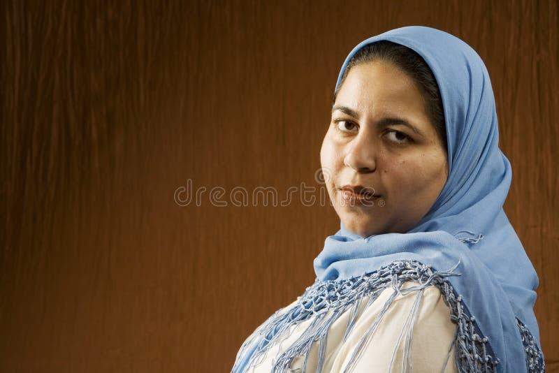 Mujer musulmán imágenes de archivo libres de regalías